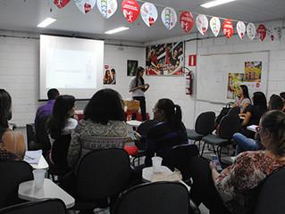 Equipe do Instituto ministra curso para equipe de RH da Coca-Cola FEMSA Brasil