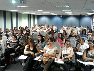 I Encontro de Formação de Professores reúne mais de cem profissionais