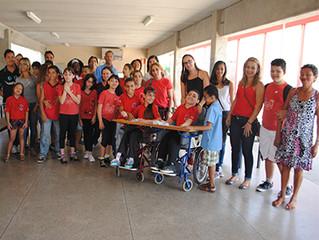 Instituto Ester Assumpção leva crianças ao Centro de Arte Popular - Cemig