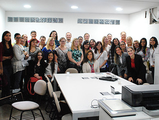 Equipe do Instituto participa de workshop com estudantes americanos