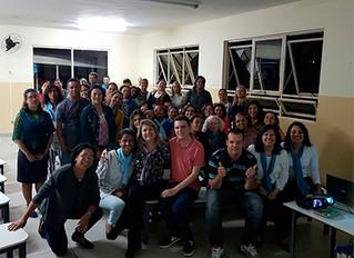 Instituto Ester Assumpção participa do evento Momento Azul, em Betim
