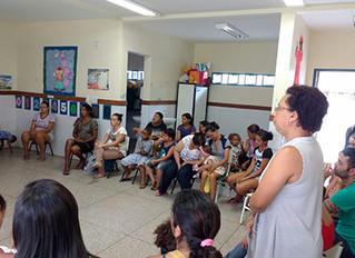Último Encontro de Pais no CIM Wilma da Costa Pinto Afonso conta com 40 participantes