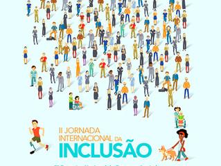 Participe da II Jornada Internacional da Inclusão & II Encontro Nacional do Emprego Apoiado