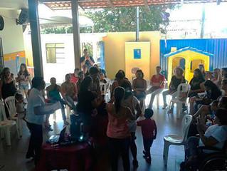 Palestra sobre Educação Inclusiva é voltada para pais de alunos com deficiência