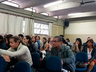Instituto Ester Assumpção promove minicurso sobre Educação Inclusiva na Escola M. José Salustiano La