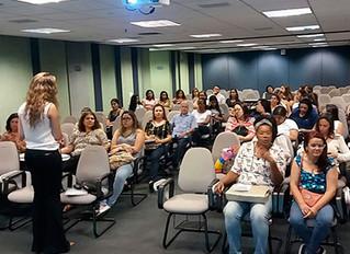 3º Encontro Mensal abordou a deficiência intelectual e contou com a participação de mais de 50 pesso