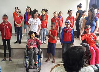 Instituto apresenta Mostra de Trabalhos na Escola João Batista