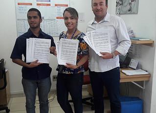 Novos contratos, novos aprendizes e mais inclusão