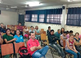 2º encontro da Escola de Pais conta com mais de 30 participantes