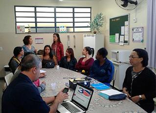 Instituto ministra segundo curso na Escola M. Governador Ozanam Coelho