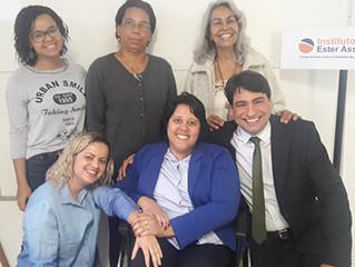 Defensoria Pública e Instituto pretendem fortalecer o processo de educação especial em Betim