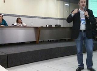 Instituto Ester Assumpção fala sobre Eixo III em Pré-Conferência Municipal