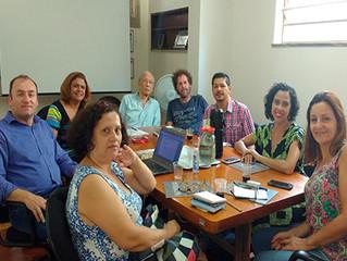 Superintendente do Instituto Ester Assumpção participa de reunião da Anea em SP