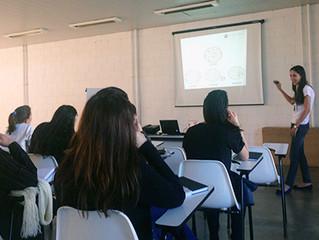 Instituto Ester Assumpção ministra curso para funcionários da Orteng