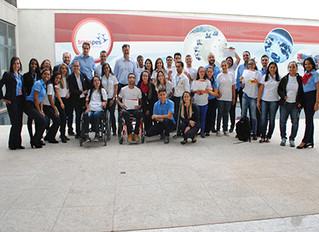 Por meio do projeto Deixe seu Legado, alunos com deficiência vivenciam experiência prática na Transp