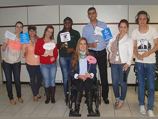 Equipe do Instituto promove atividade de vivência na Unimed BH