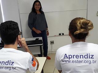 Instituto Ester Assumpção inicia o 1º curso de Aprendizagem