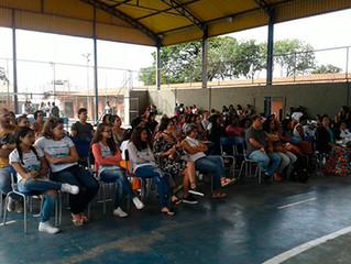 Instituto finaliza parceria com Escola M. Maria Cristina por meio de mostra de trabalhos
