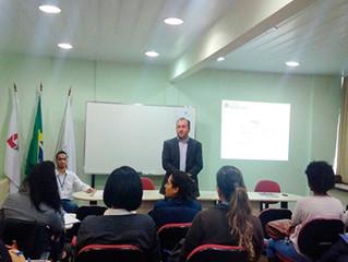 Curso sobre IMGI conta com cerca de 20 participantes