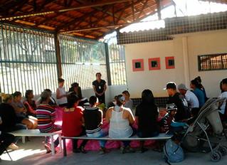 Instituto Ester Assumpção realiza encontro Escola de Pais
