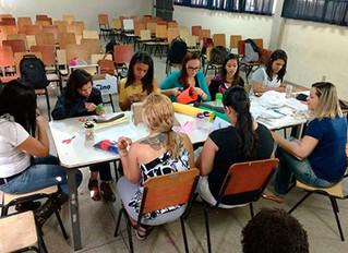 2º Encontro de Formação para Atendentes de Apoio Pedagógico