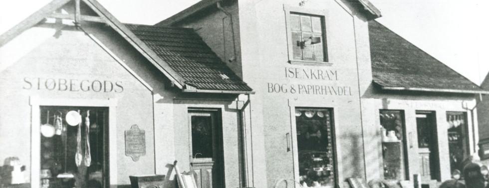 B191 S. P. Bjørnsholts isenkramforretning, Bredgade 9