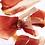 Thumbnail: Jambon sec de porc noir 24 mois - tranches