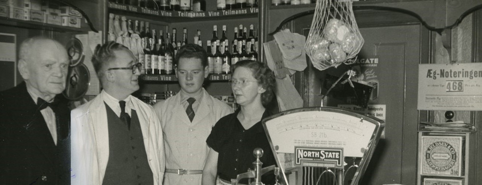 B97 1953 N. Henriksens forretning