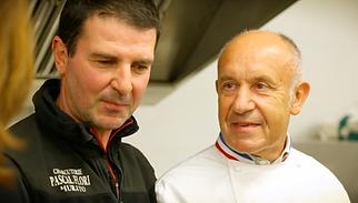 Pascal Flori et Gerard Besson, MOF