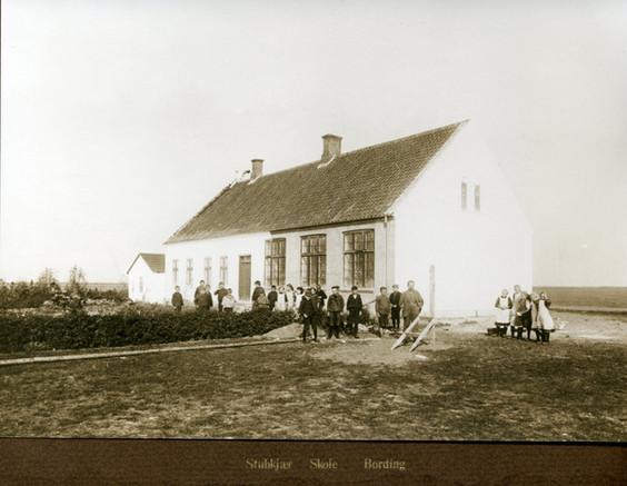Stubkjærs_skole_1901-1955