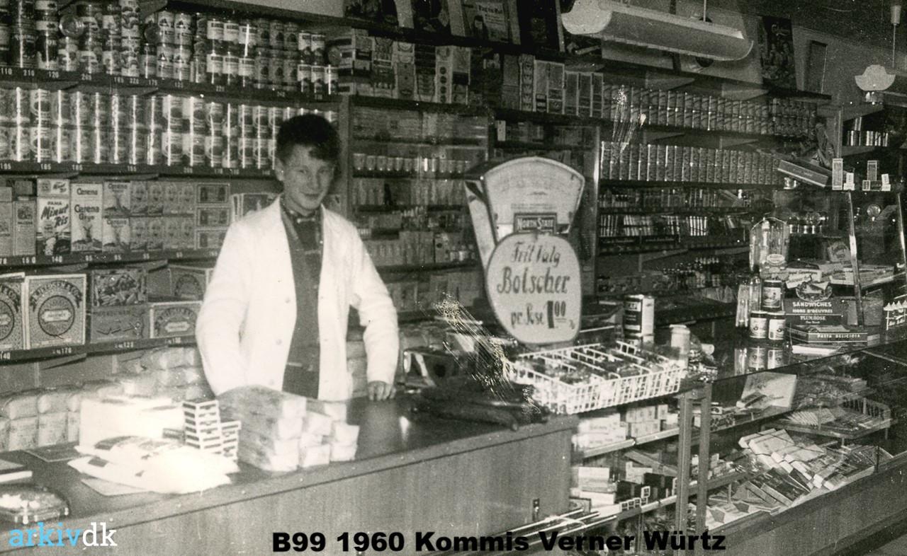 B99 1960 Kommis Verner Würtz