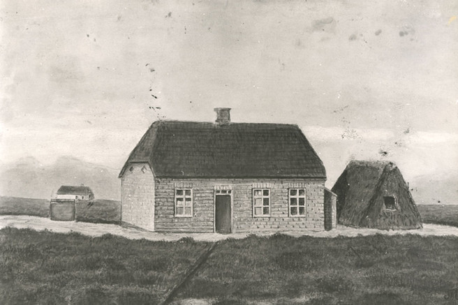 Stubkjær Skole 1901