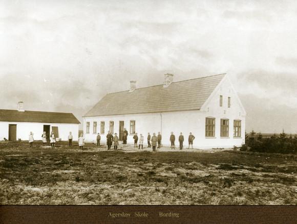 Agerskov skole1909-1964