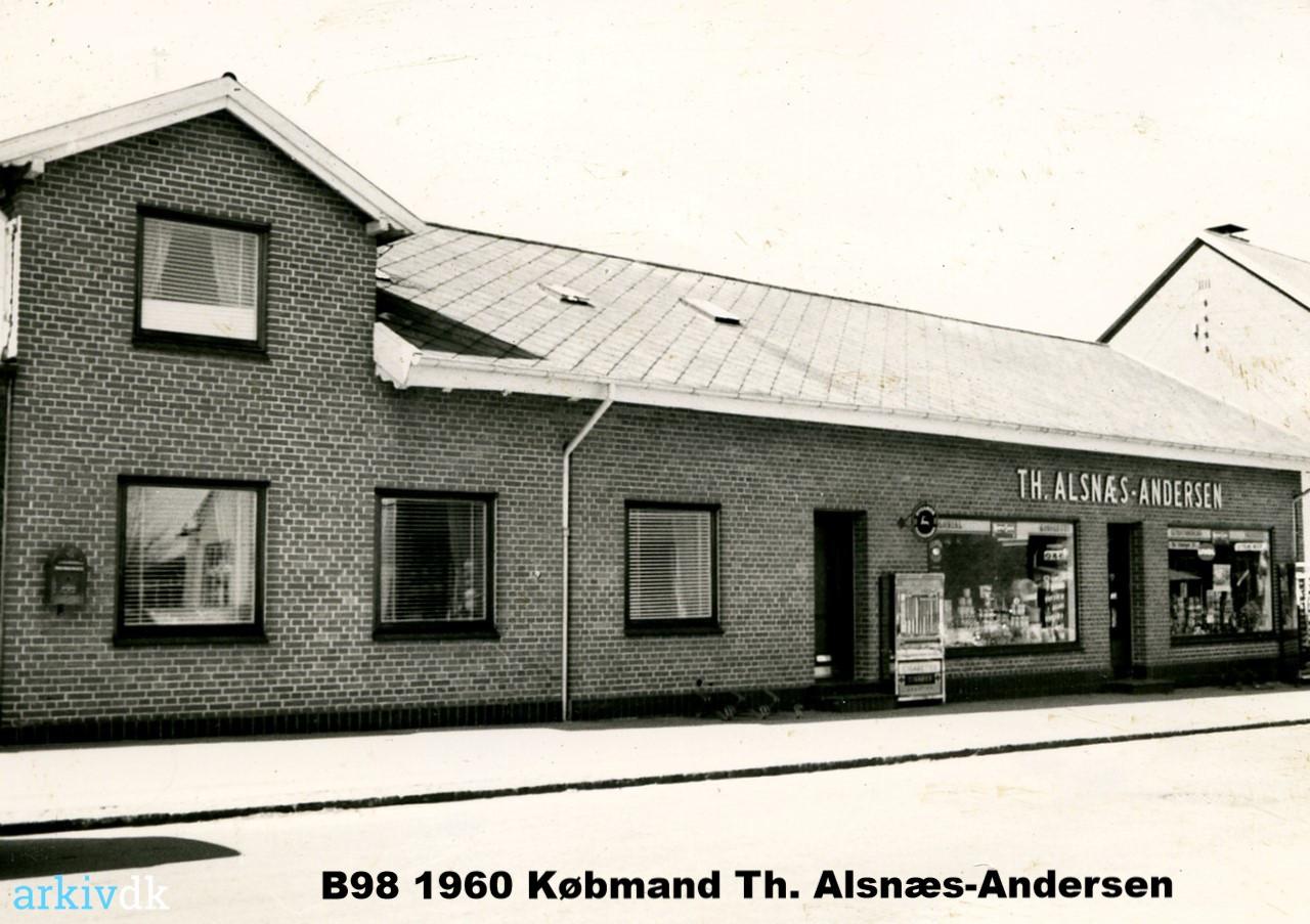B98 1960 Købmand Th. Alsnæs-Andersen