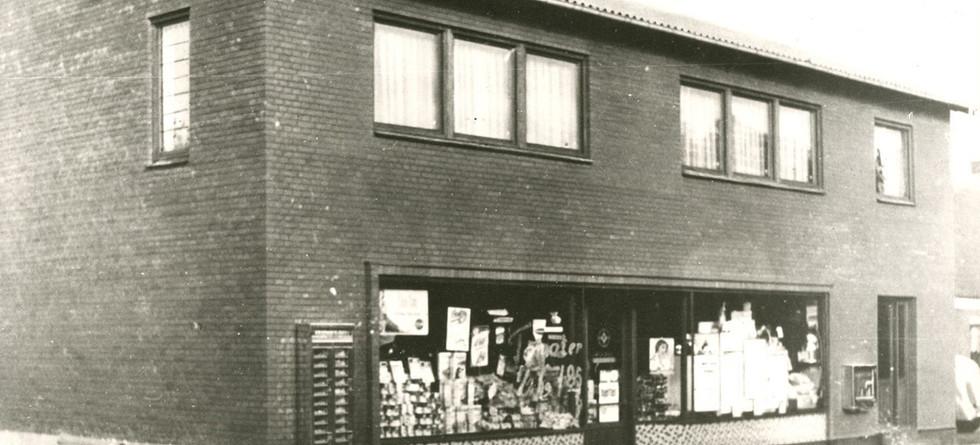 B362 1960 K.O.Skov Købmand