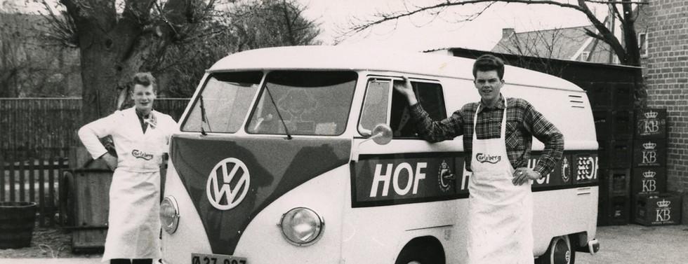 B100 1960 Verner Würtz & Preben Jørgensen