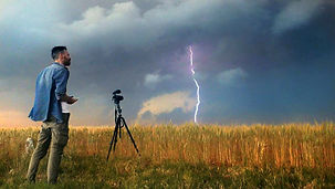 Storm Chaser Gabe Cox