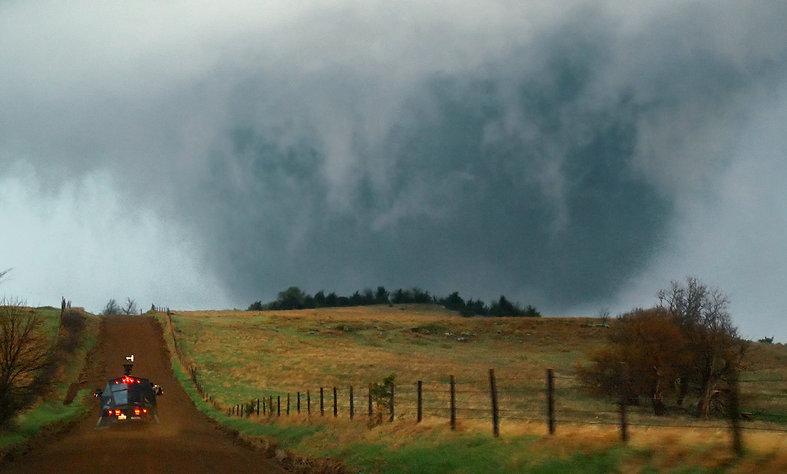 Tornado Trackers