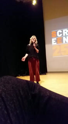 Screen 25 Screening and Introduction