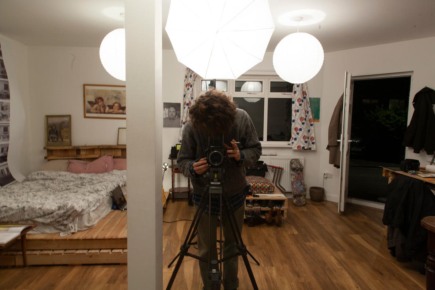 "Production of ""Matteo"""