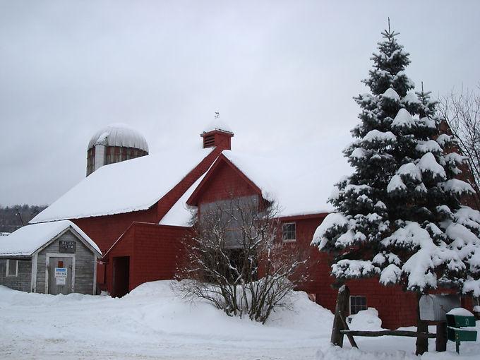 Doton Farm, located in Barnard, Vermont