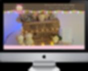 Jammy Jam Cakes Website Design