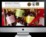 Jeffreys Tonic Website Design Flintshire