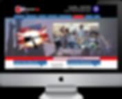 School of Rock Website Design