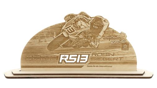 RS 13 Holzbogen