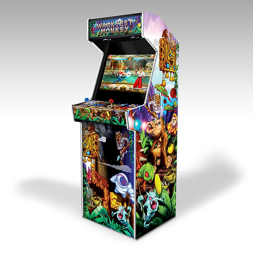 Borne Arcade Classic | Wackiest Monkey