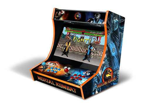 Bartop XL Deluxe | Mortal kombat