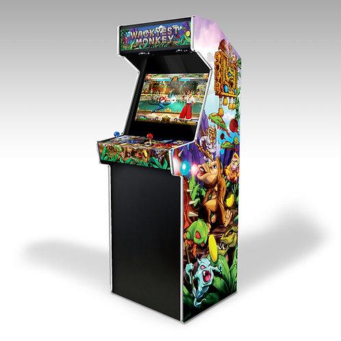 Arcade Classic   Wackyest Monkey