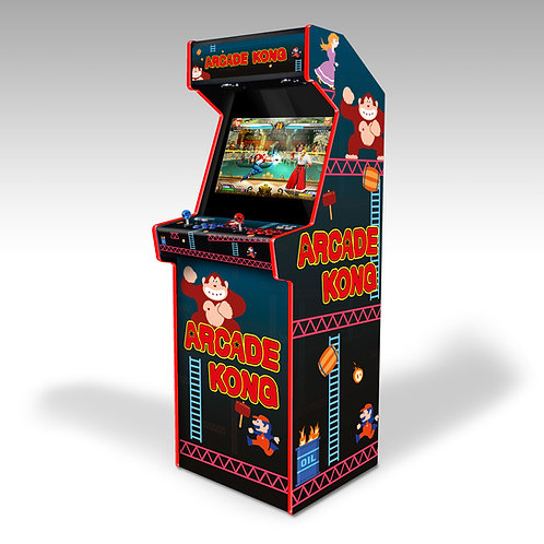 Arcade Classic | Arcade Kong