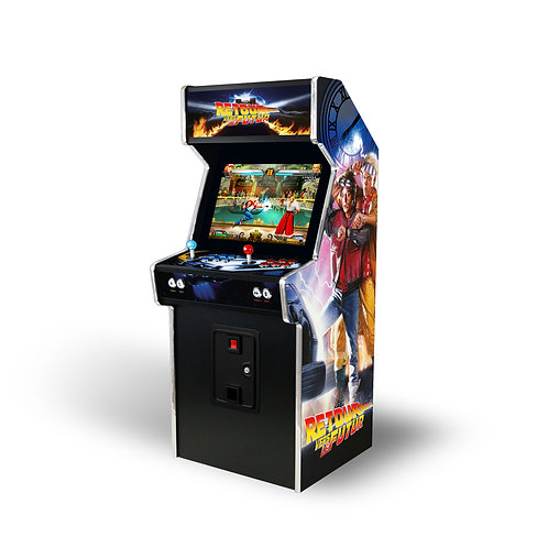 Arcade Mini | Retour vers le Futur